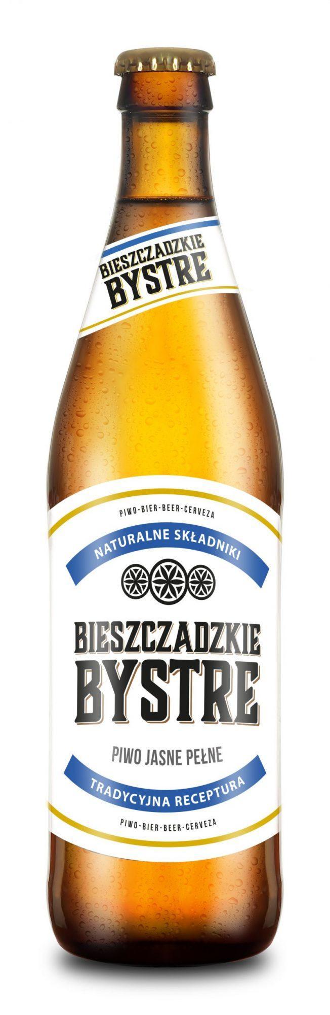 Piwo Bieszczadzkie Bystre - bystre scaled