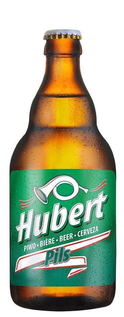 Piwo Hubert - hubert pils