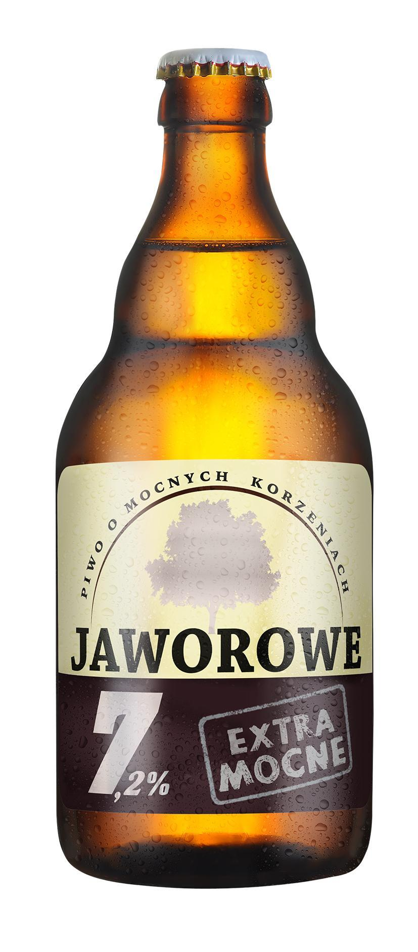 Piwo Jaworowe Mocne - jaworowe but 033