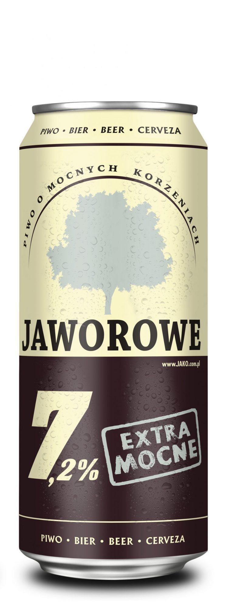 Piwo Jaworowe Mocne - jaworowe puszka got scaled