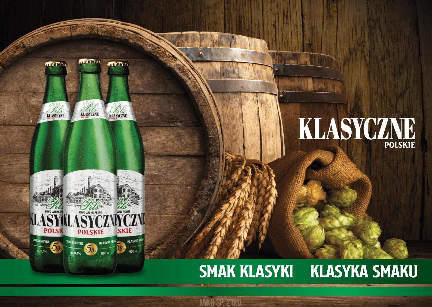 Klasyczne Polskie  - nowa marka w ofercie Jako - klasyczne