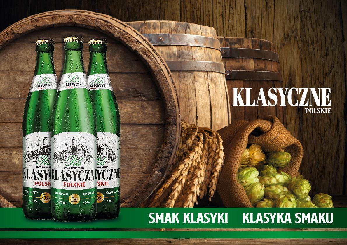 Piwo Klasyczne Polskie - kv 1