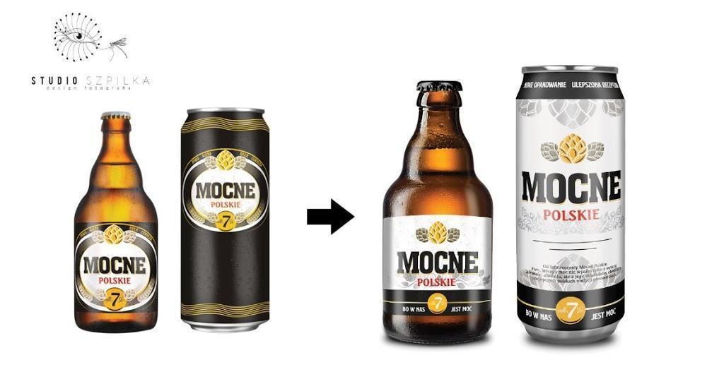Piwo Mocne Polskie - mocne zmiana