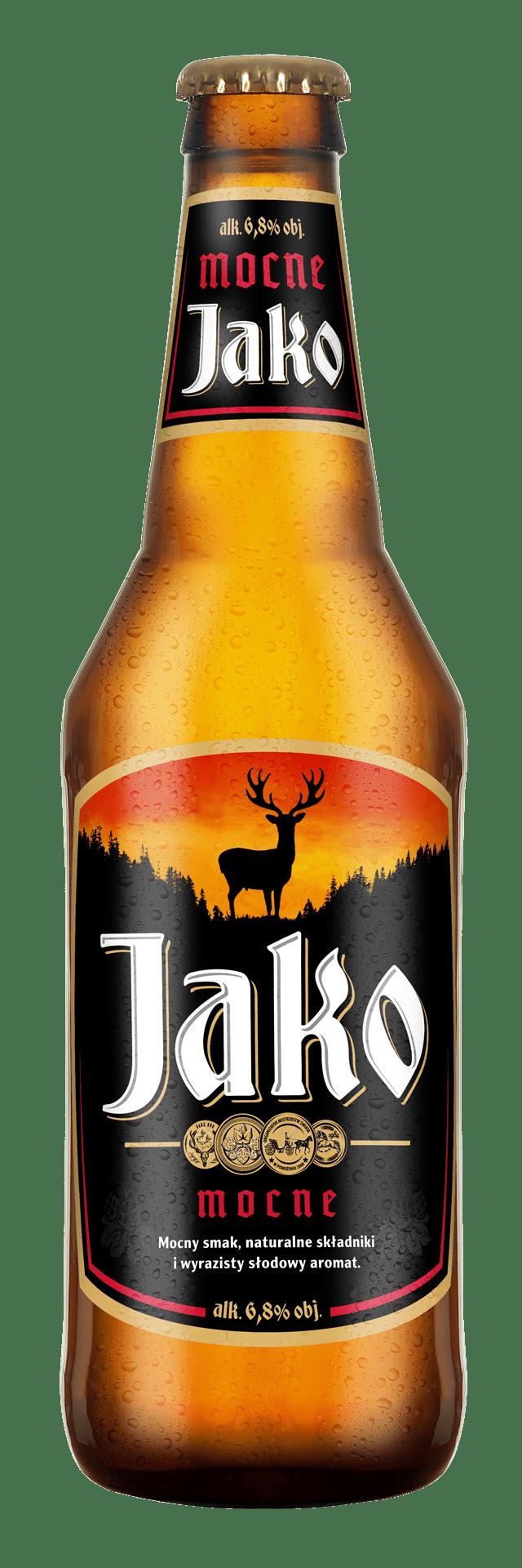 Piwo Jako Mocne - new jako mocne got