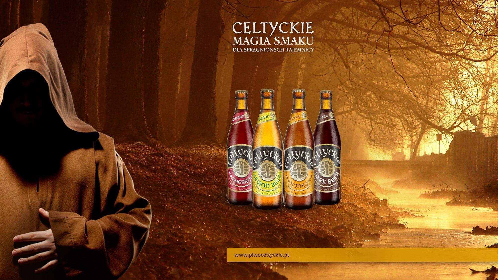 Piwo Celtyckie - tapeta2