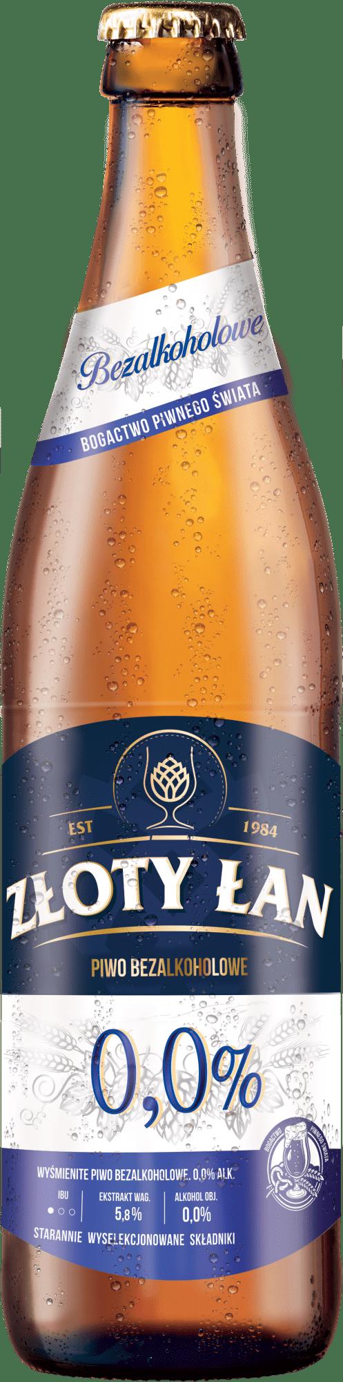 Piwo Złoty Łan - zloty lan 00